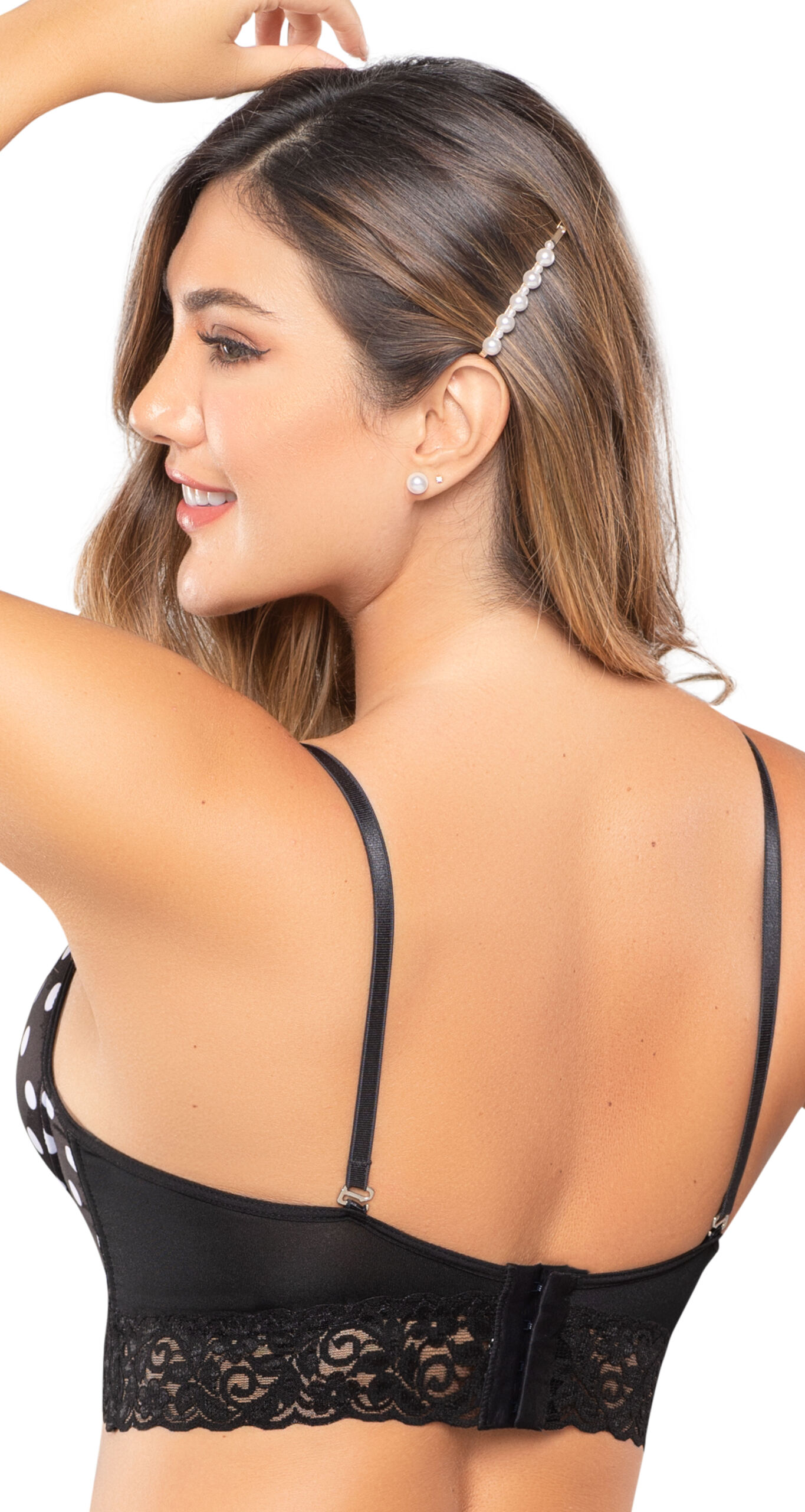 Brasier Bustier Realce Push Up